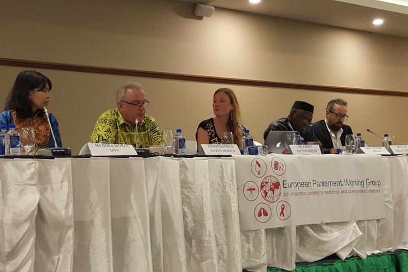 GHA places health on the ACP-EU parliamentary agenda