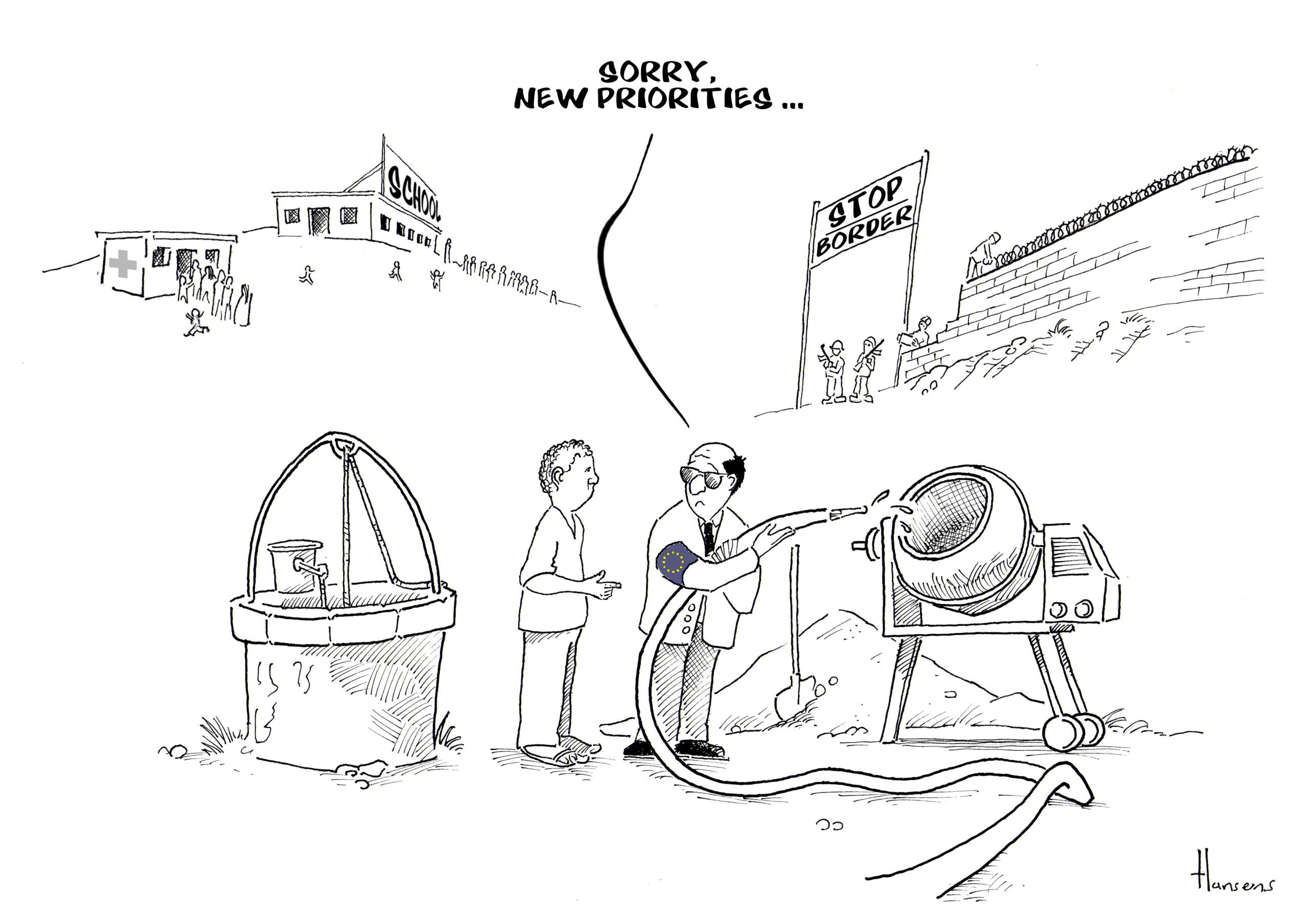 Cartoon_Misplaced Trust