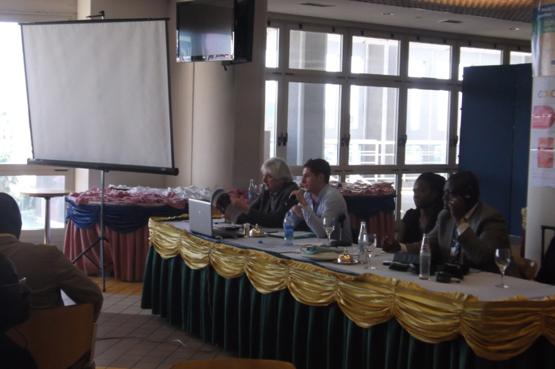 Global Health Advocates presents implications of 11th EDF to ACP and EU parliamentarians