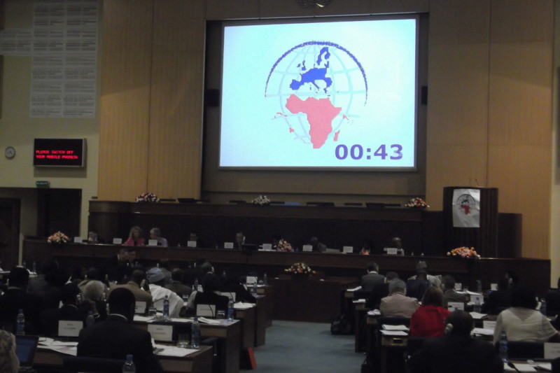 Malnutrition: a key focus of the 26th session of the JPA ACP-EU
