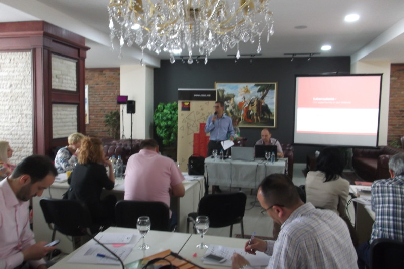 Global Health Advocates supports sustainability of TB and HIV programmes in Macedonia