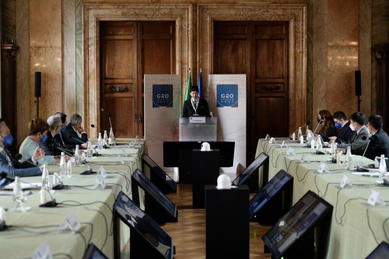 The fight against vaccine inequalities in the face of COVID-19: the G20 health is put on the spot