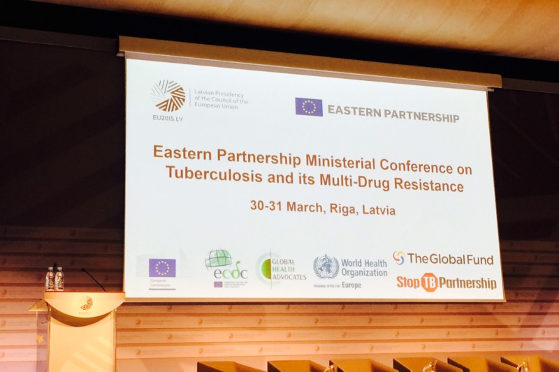 30-31 March: 1st European Ministerial Meeting on TB