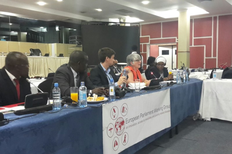 Investing in nutrition: the key role of parliamentarians