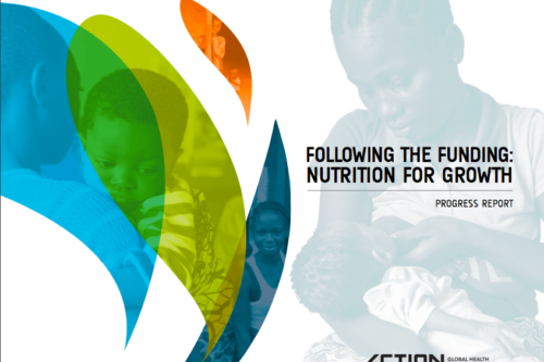 Follow the Funding: Nutrition for Growth Progress Report