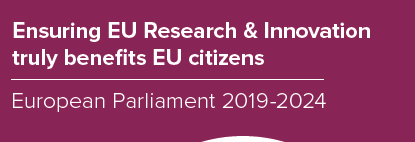 New Civil society guide & phonebook on EU Research & Innovation Policies for new MEPs