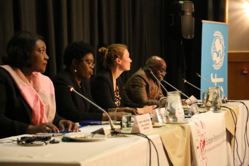 African and EU Parliamentarians engaged in the fight against malnutrition at Joint Parliamentary Assembly in Namibia