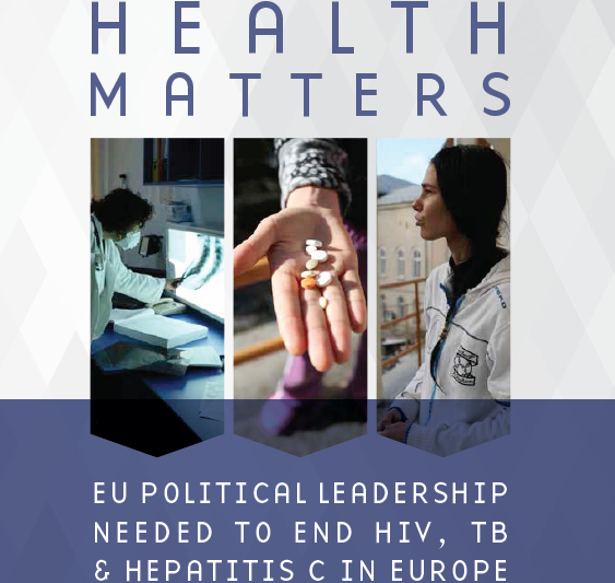 European Civil Society Organisations Call for EU Leadership on HIV/AIDS, TB and Hepatitis C